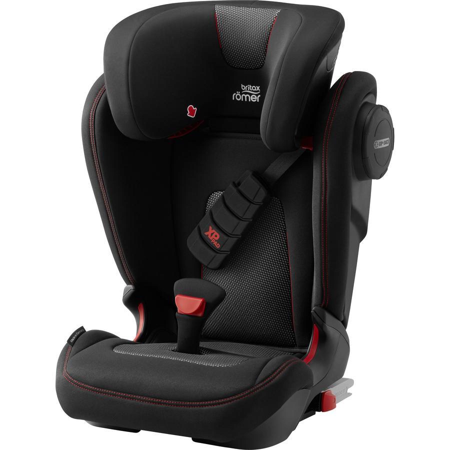 Britax Römer Kindersitz Kidfix III S Cool Flow - Black