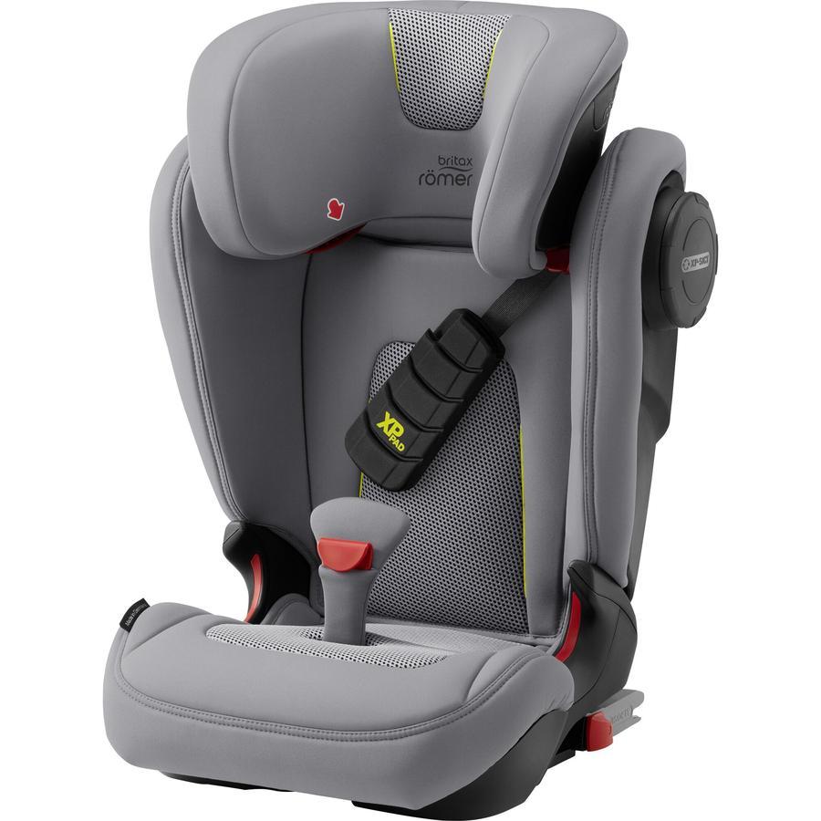 Britax Römer Kindersitz Kidfix III S Cool Flow - Silver