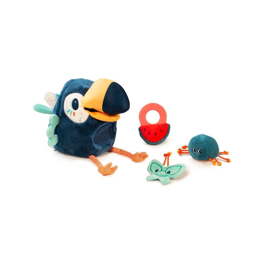 Lilliputiens Juega al animal Pablo con accesorios