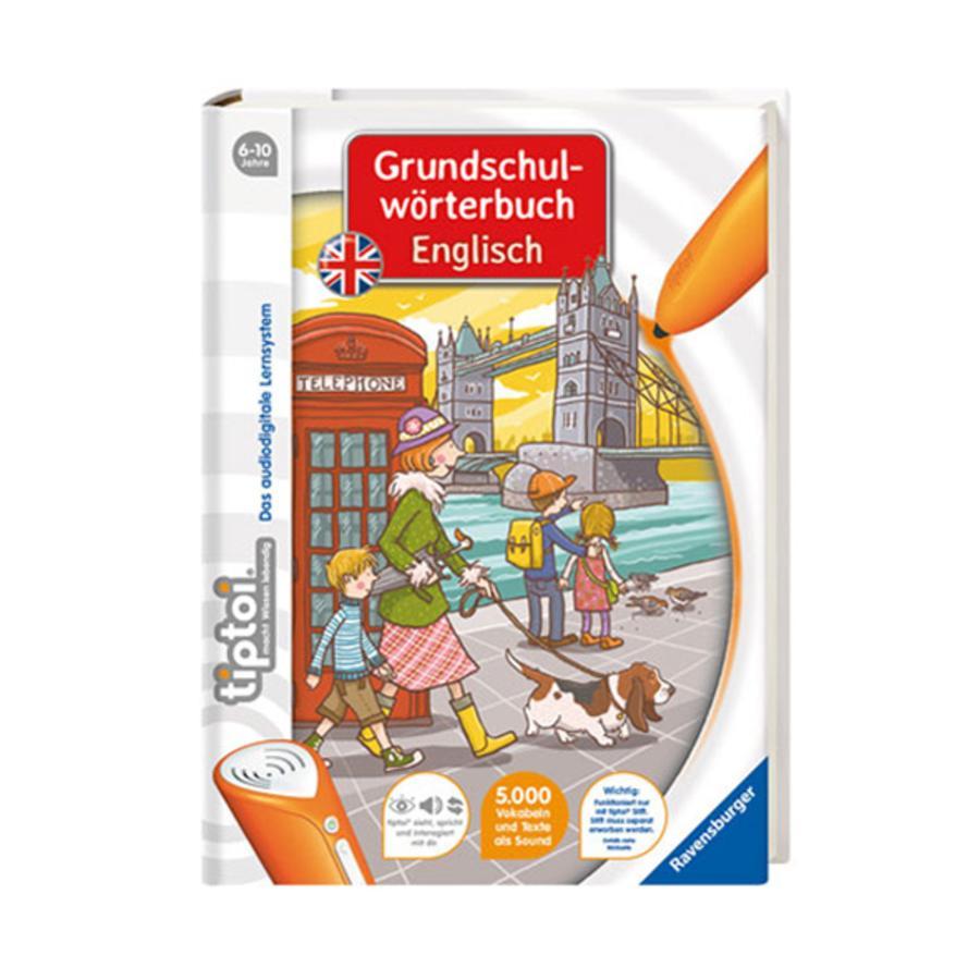 Ravensburger tiptoi® Grundschulwörterbuch Englisch