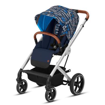 cybex GOLD Kinderwagen Balios S Trust Blue-blau