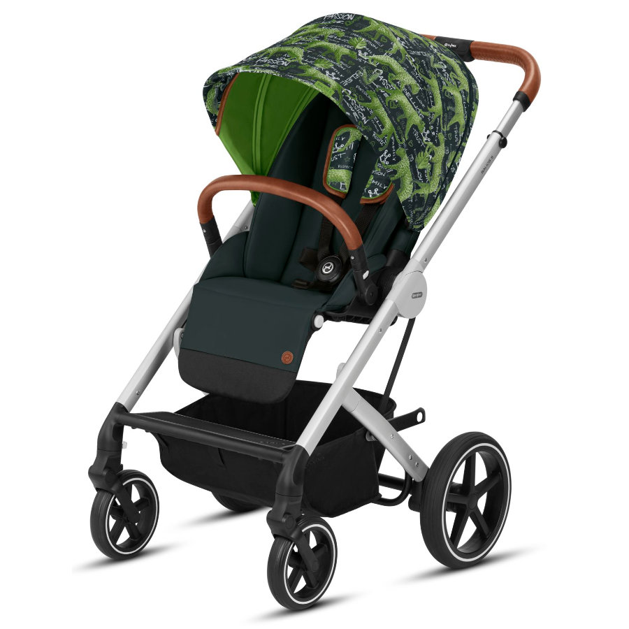 cybex GOLD Poussette 4 roues Balios S Respect green 2019