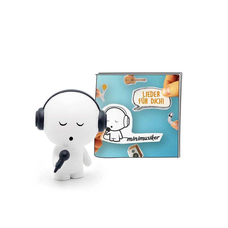 tonies® Minimusiker - Lieder für dich