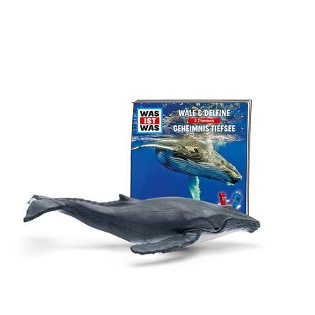 tonies® WAS IST WAS - Wale & Delfine/Geheimnisse Tiefsee
