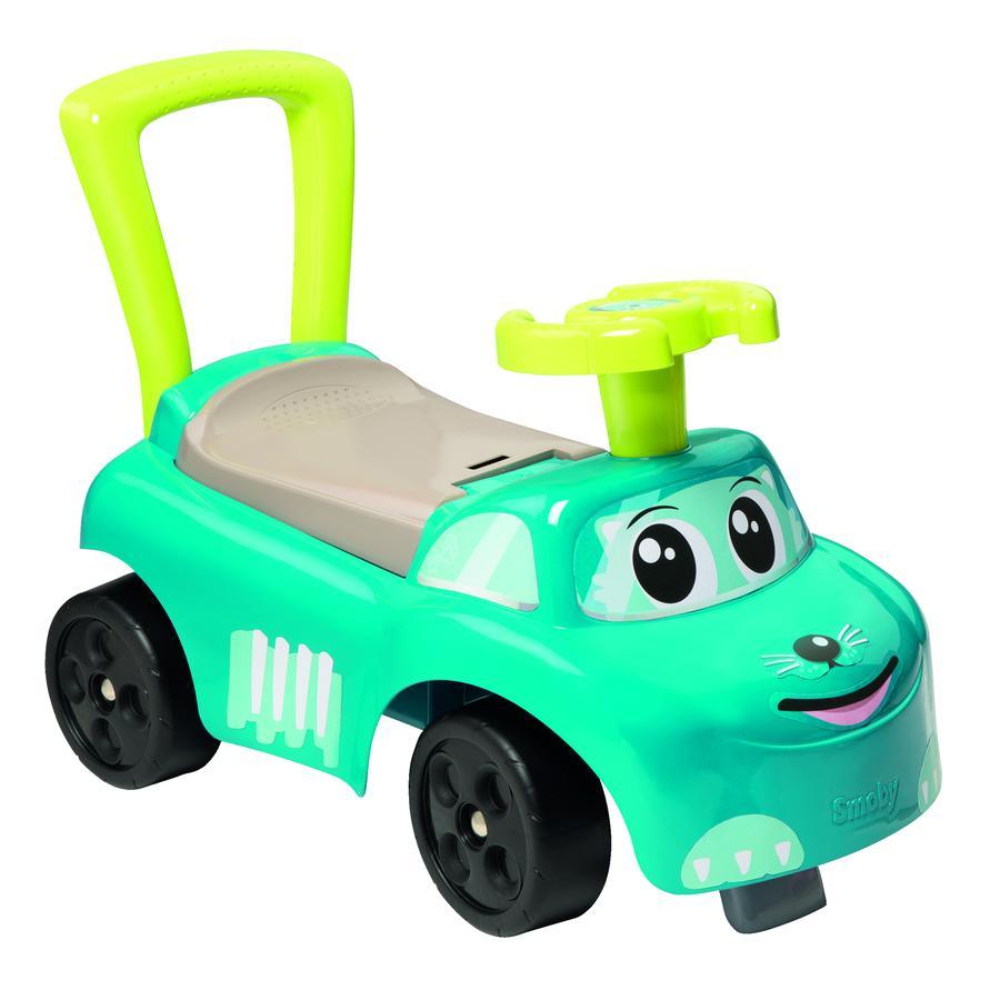 SMOBY Min første gåbil blå