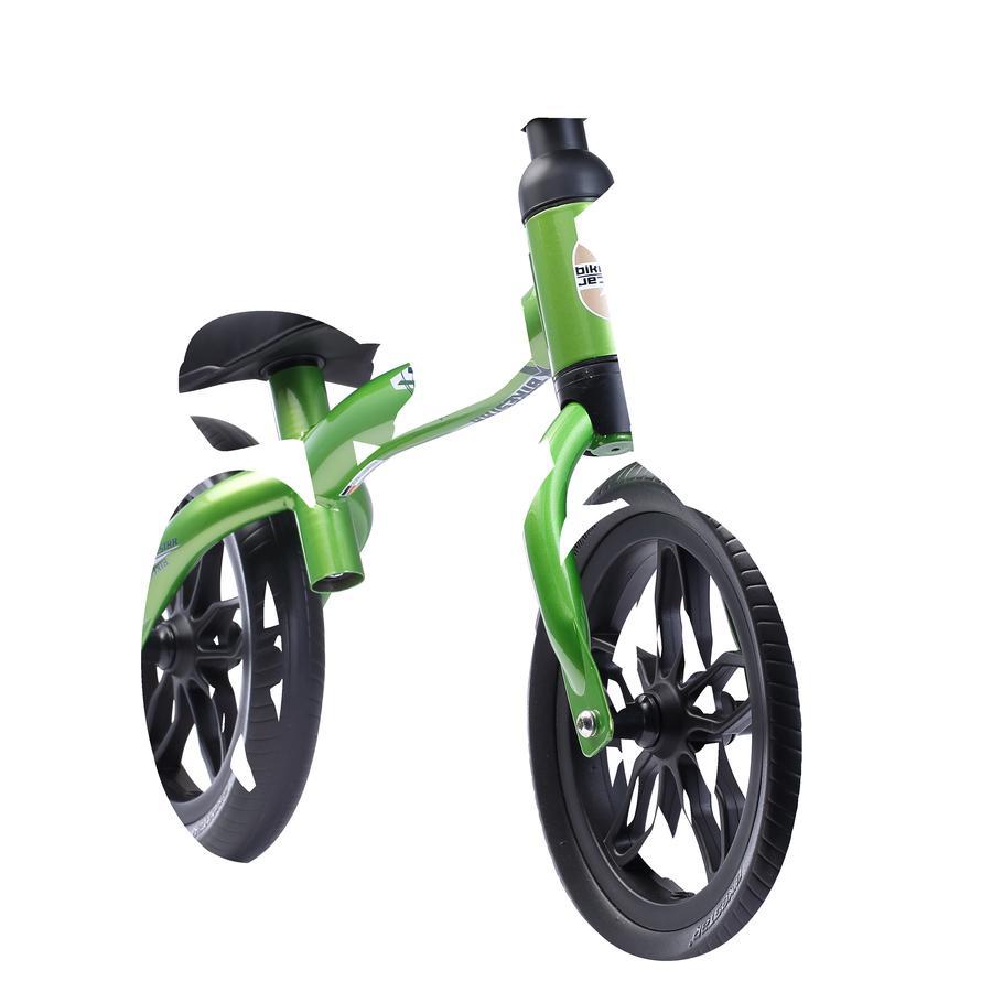 """bikestar Springcykel 10"""" grön"""