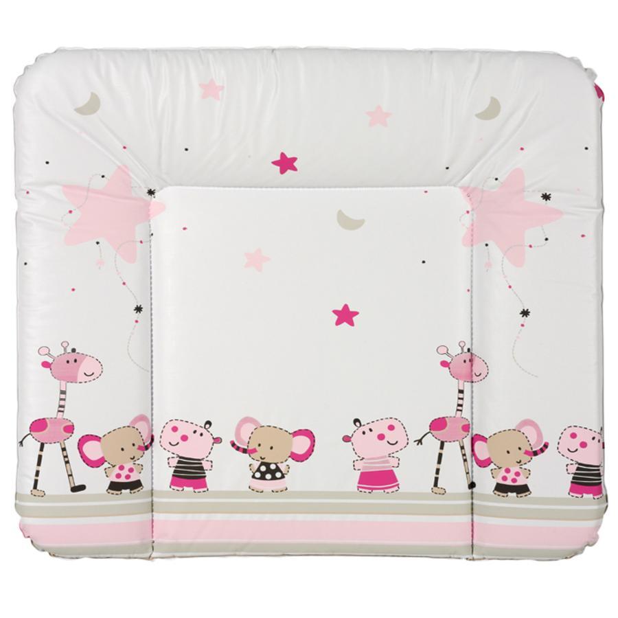 SCHARDT Skiftematte 84 x 74 cm Banjo Pink