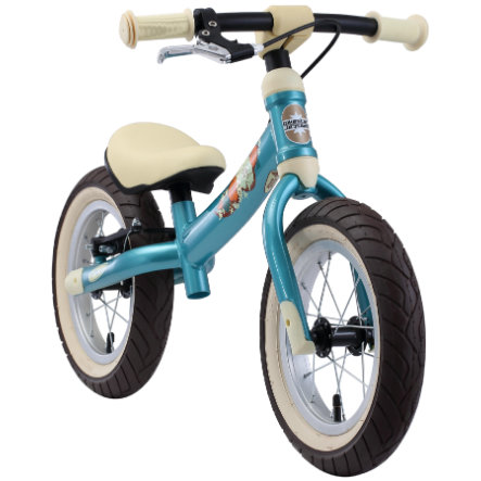 """bikestar Growing Baby Bike 12 """"tyrkysová"""