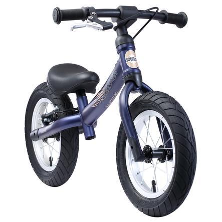 """bikestar Mitwachsendes Lauflernrad 12"""" Dunkelblau"""