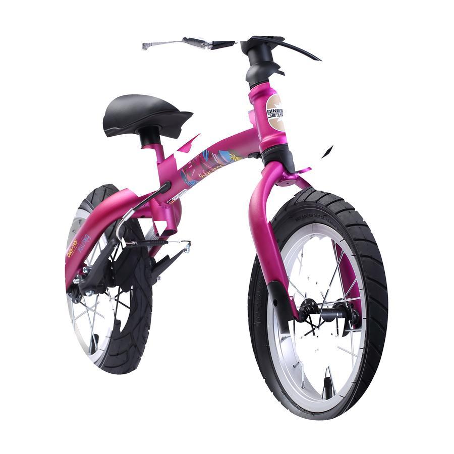 """bikestar Vélo de croissance pour bébé 12"""" Berry"""