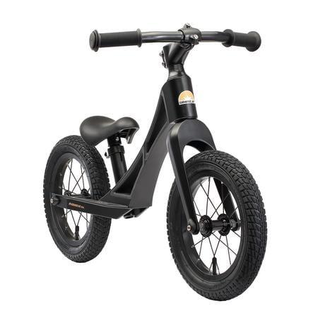 """bikestar Kinderlaufrad 12"""" BMX Ultraleicht Schwarz"""