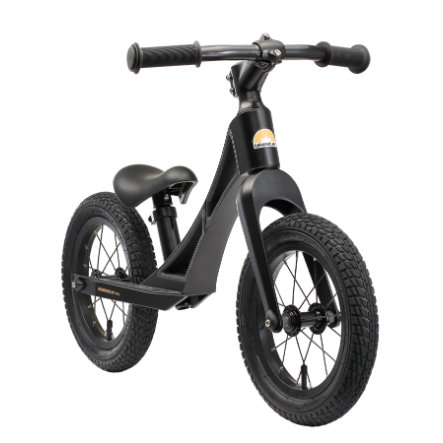 "bikestar Loopfiets 12"" BMX Ultralight Black"