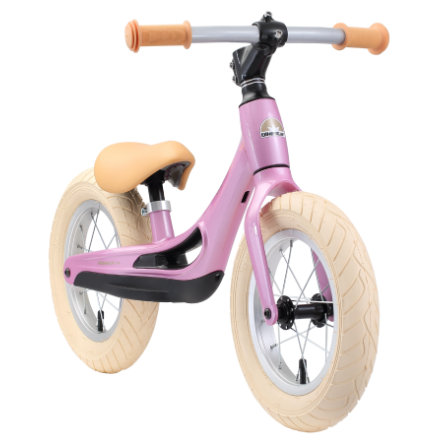 "bikestar Cruiser enfant 12"" Cruiser Ultraléger Rose"
