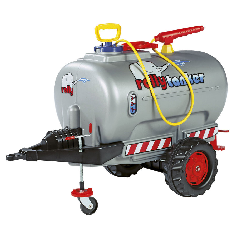 ROLLY TOYS RollyTanker, silver 122776