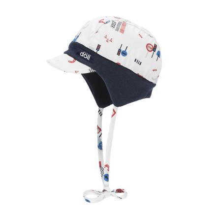 Döll Bindemützemit Paraply total förmörkelse
