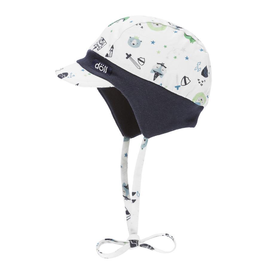 Döll Gorra de encuadernación para niños con paraguas  total eclipse
