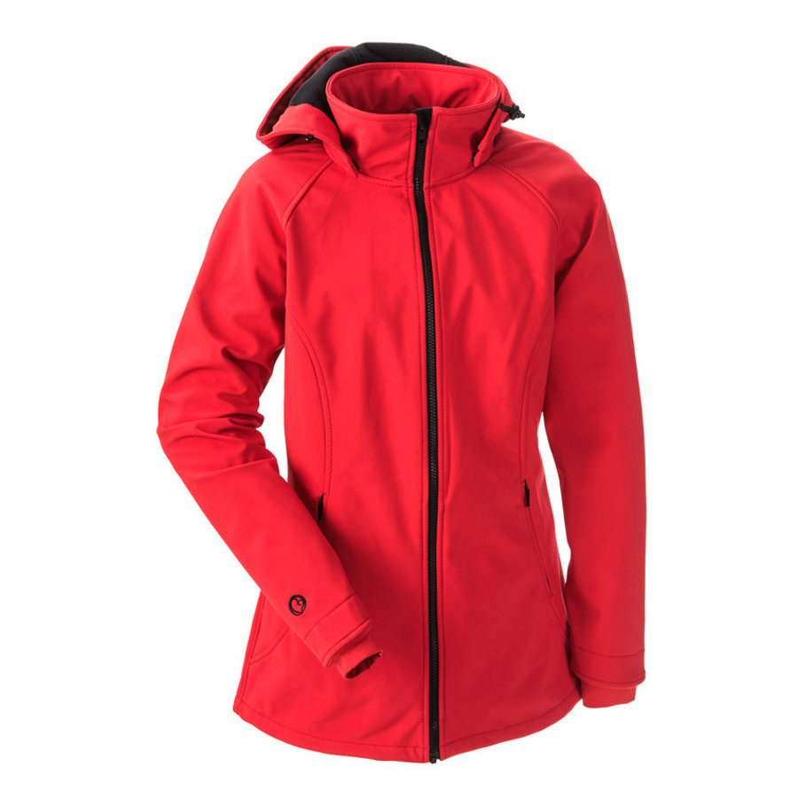mamalila Softshell click draagtasje het rood