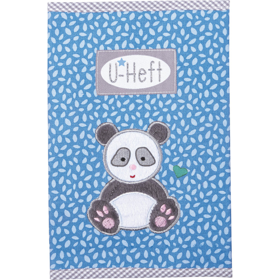 COPPENRATH U-hefteomslag panda babylykke