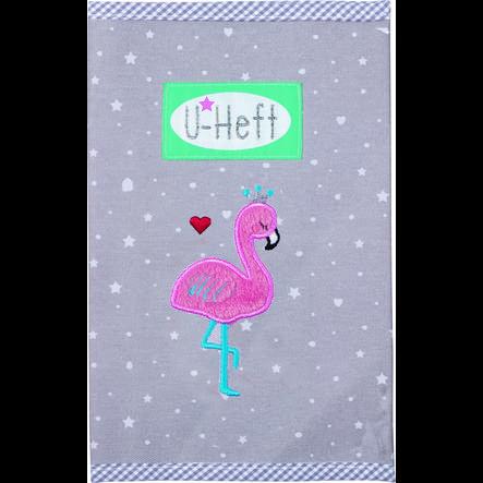 COPPENRATH U-hæfteomslag Flamingo BabyGlück
