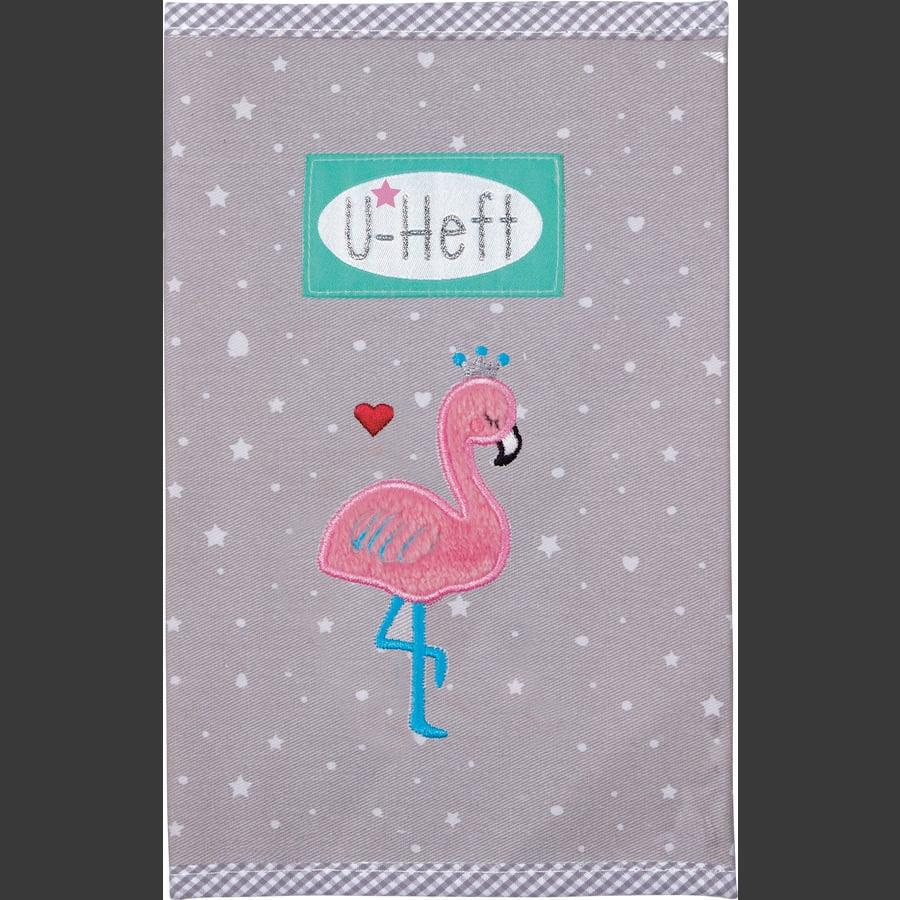 COPPENRATH U-hefteomslag Flamingo BabyGlück