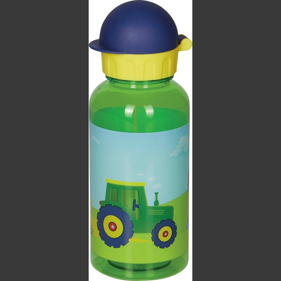SPIEGELBURG COPPENRATH Trinkflasche Traktor Wenn ich mal groß bin