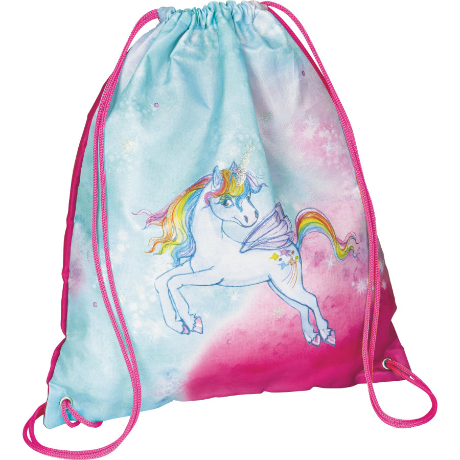 COPPENRATH Gymbag Unicorn Paradise