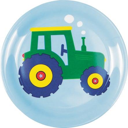 COPPENRATH Tracteur à plaques en mélamine - Quand je serai grand