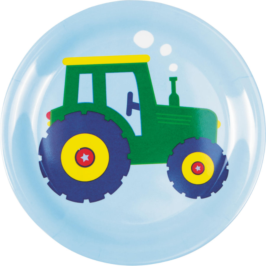 COPPENRATH Tractor de placas de melamina - Cuando crezca