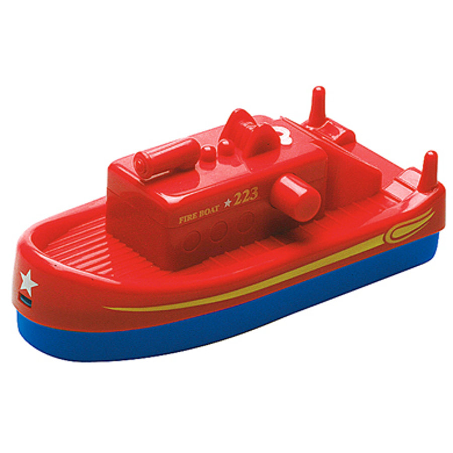 AQUAPLAY Brandweerboot 253