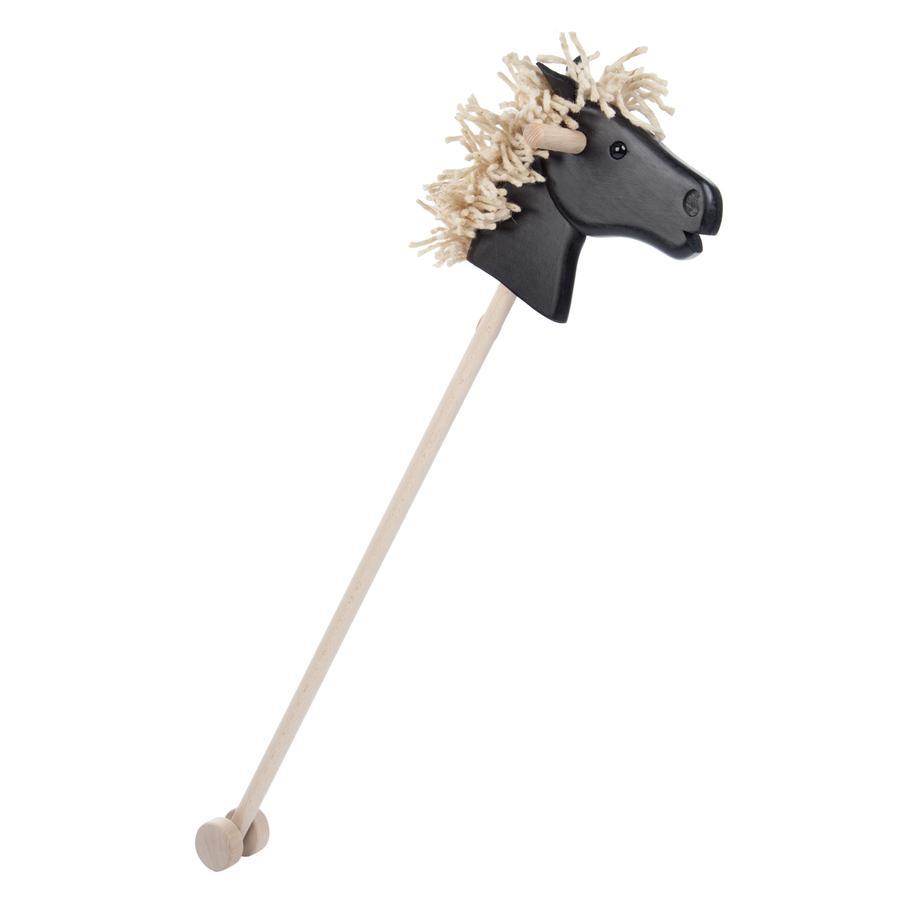 """Helga Kreft """"Hobby Horse Black"""""""