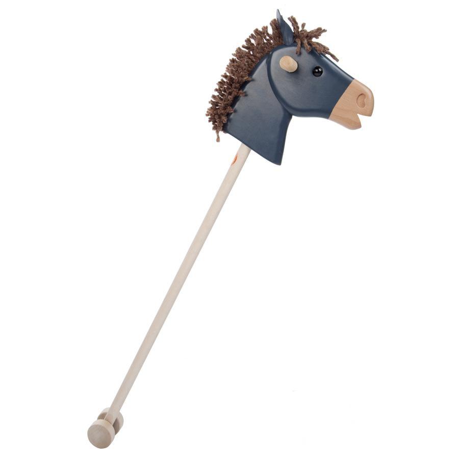 Helga Kreft Bâton à chevaucher âne bois