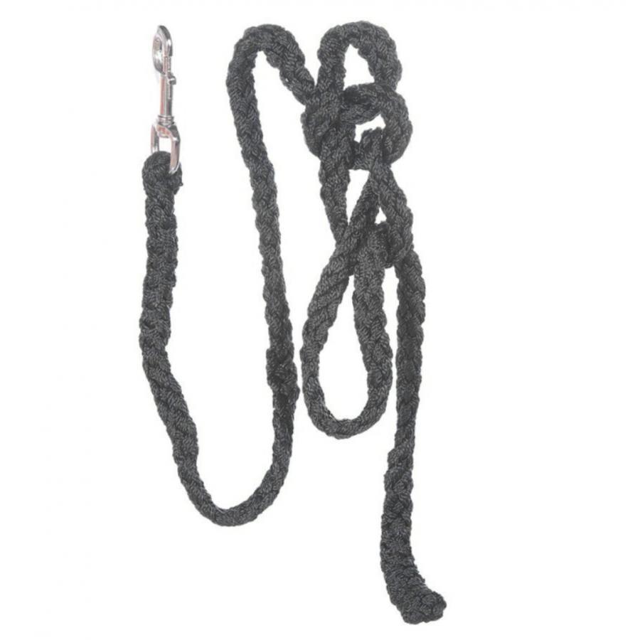 Helga Kreft »Führleine für Gartenpferde, schwarz«