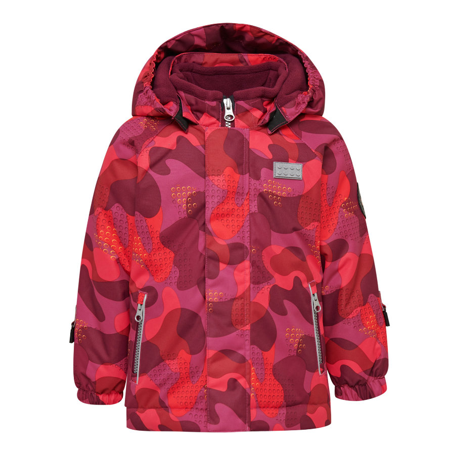 LEGO® WEAR Giacca invernale LWJESSICA 704 Rosa Scuro