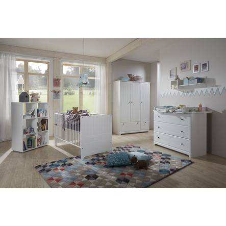 arthur berndt Kinderzimmer Johan 3-türig mit Umbauseiten