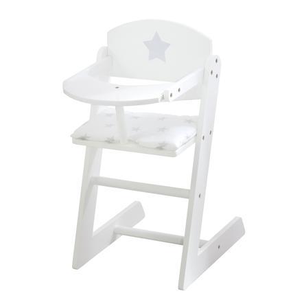 roba Panenka vysoká židle Stella