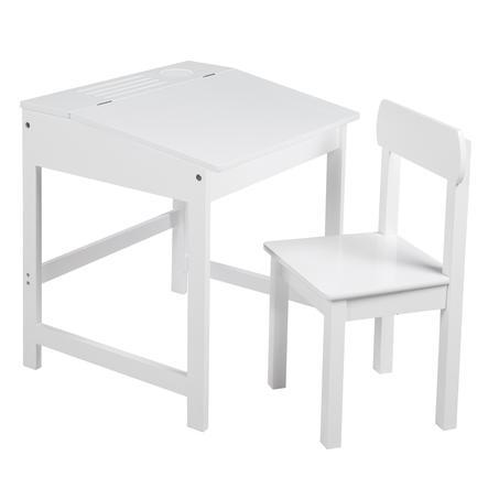 roba Skrivebord med stol pinkorblue.no