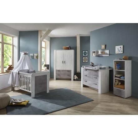 arthur berndt Kinderzimmer Lola 2-türig mit Umbauseiten
