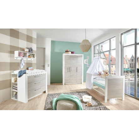 arthur berndt Kinderzimmer Toni 3-türig mit Umbauseiten
