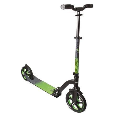 """""""AUTHENTIC SPORTS Muuwmi Aluminium Scoot Pro 230, grønn"""""""