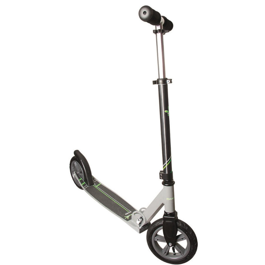 AUTHENTIC SPORTS Muuwmi  Aluminium Scooter Air 205 mm, anthrazit
