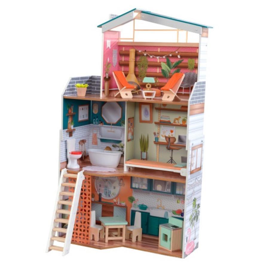 KidKraft® Casa de muñecas Marlow