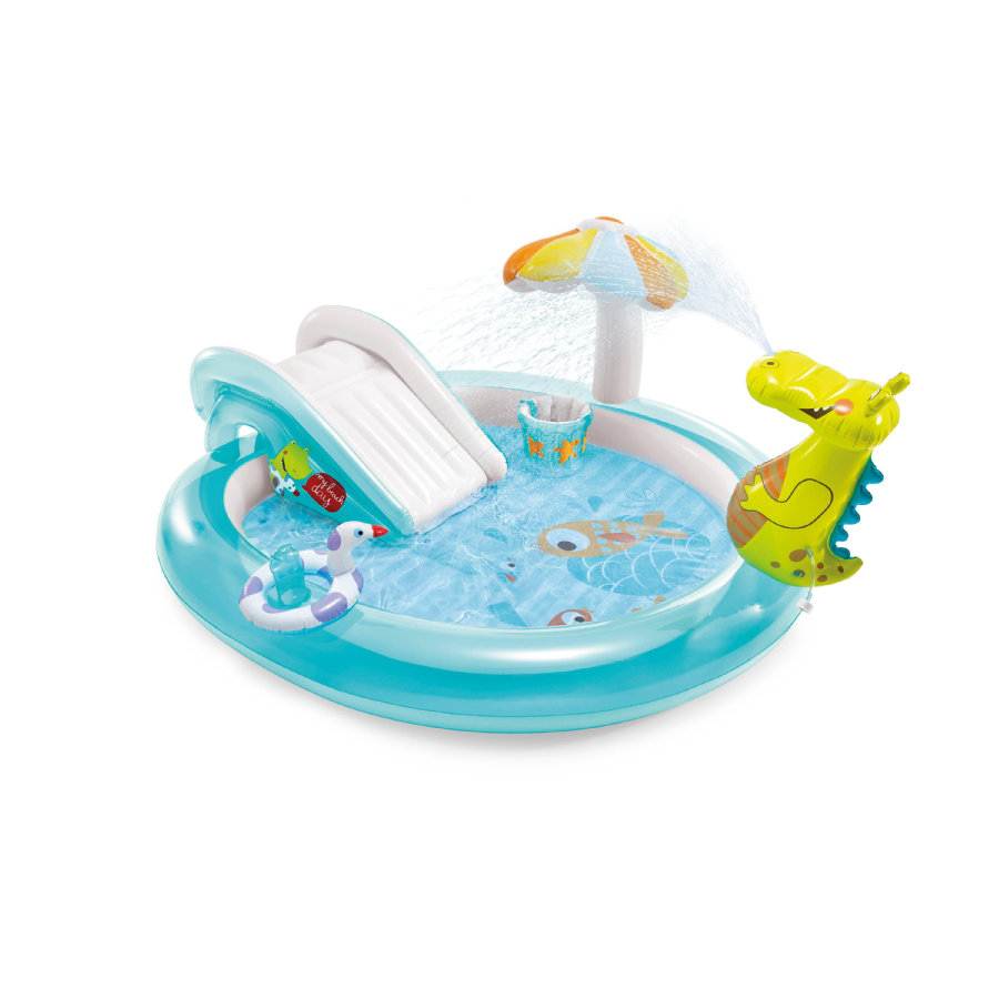 INTEX ® Piscina/piscina infantil - Gator Playcenter