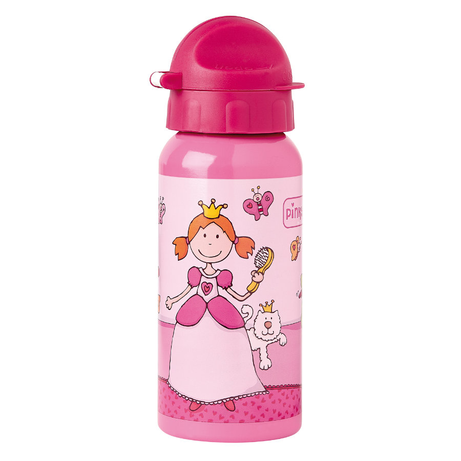 sigikid® Trinkflasche 400 ml Pinky Queeny