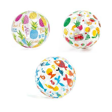 INTEX Ballon de piscine coloré (Lively Print) 51cm