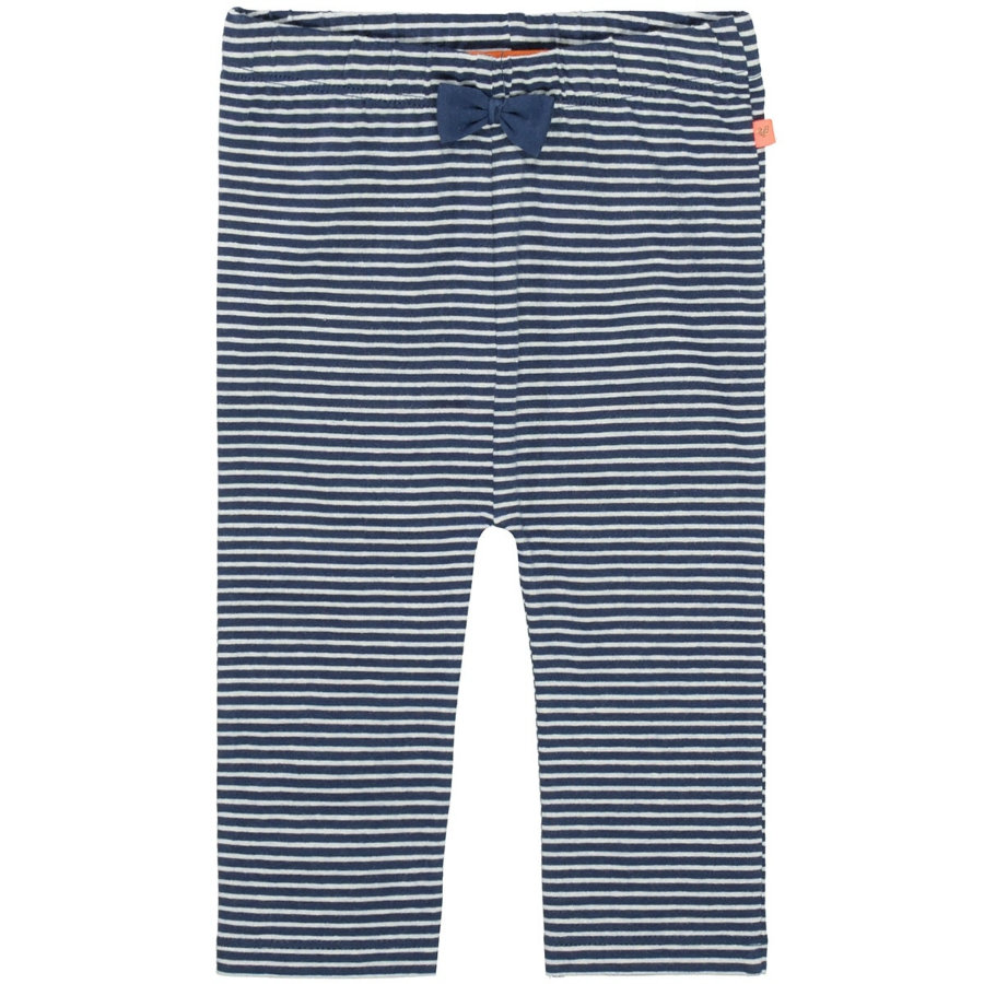 STACCATO Girls Leggings soft marine gestreift