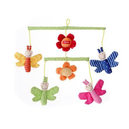 SIGIKID Baby.basics Látkový kolotoc - motýlci