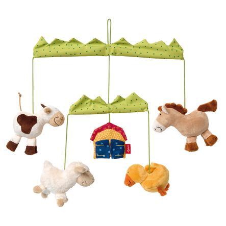 sigikid PlayQ - Kuller Bullerfarm Babymobil