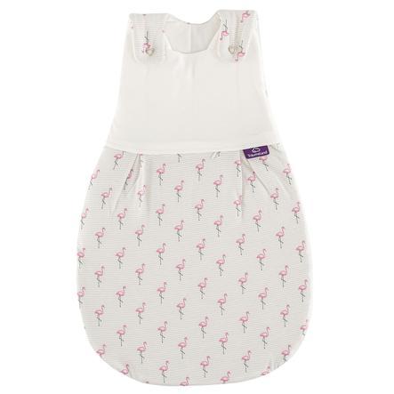 Träumeland Bolsa de dormir Liebmich Flamingo