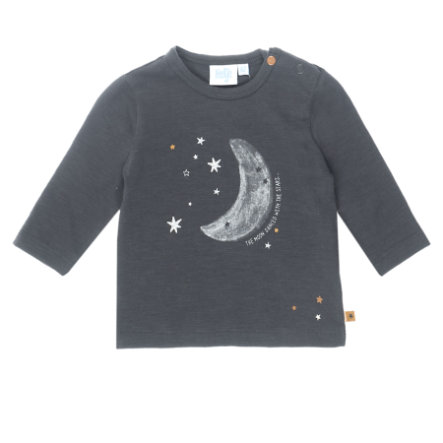 Feetje Manches longues Moon Lucky Star anthracite
