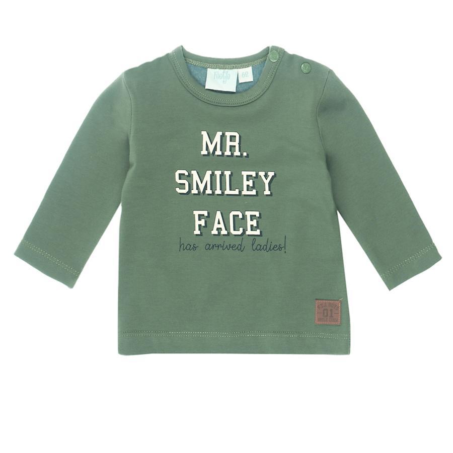 Feetje Longesleeve Mr. Smiley smile army